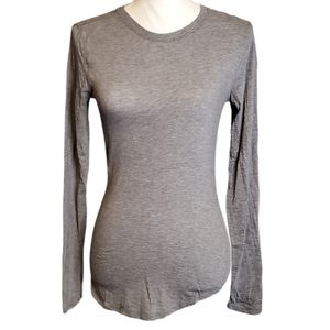 Kit & Ace Cashmere Blend Crew Neck Long Sleeve